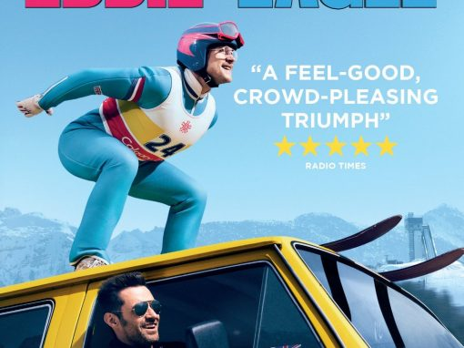 Dinner & Movie Night – Eddie The Eagle – Monday 29th August